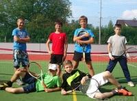 Tenis na ZŠ Mierová 2014
