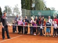 Turnaj rodičia-deti 2012